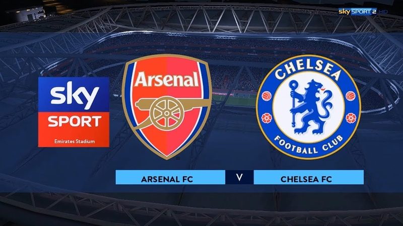 LONDON DERBY BIG MATCH | ARSENAL VS CHELSEA | PREMIER LEAGUE