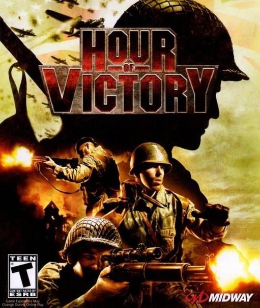 Hour of Victory [RePack] (2008)