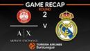 Highlights: AX Armani Exchange Olimpia Milan - Real Madrid