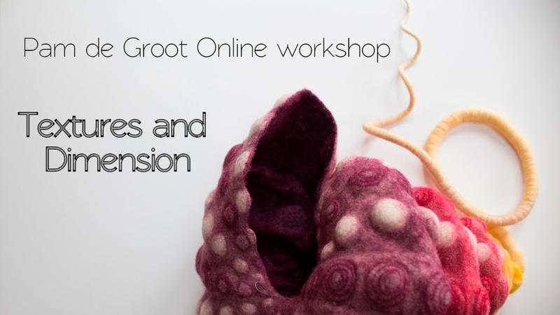 Pam de Groot. Online Workshop