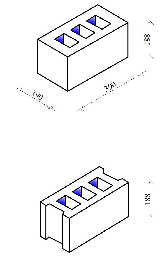 Материалы каменных стен