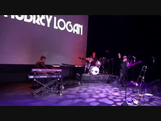 Aubrey Logan - I see London I see France! (Actually we're...