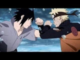 Rockstar - AMV Naruto VS Sasuke