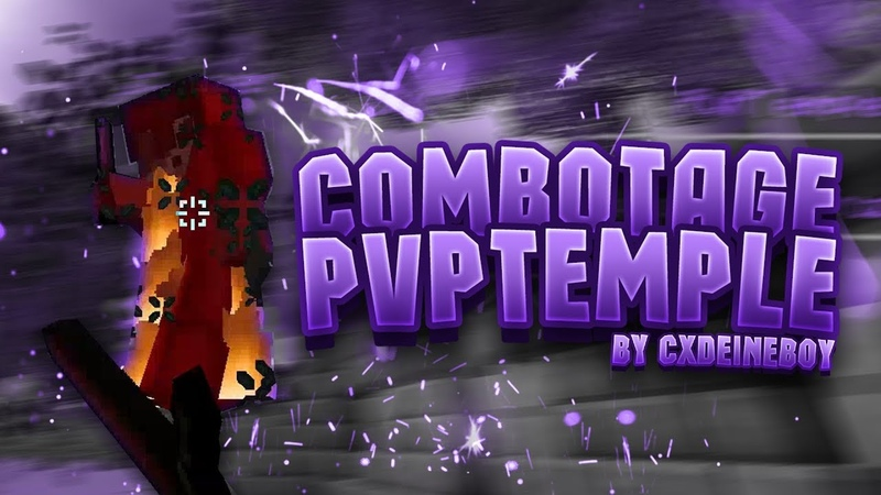 DESTROYED COMBO PVPTEMPLE — PVP MONTAGE
