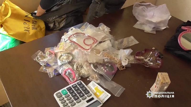 Поліцією викрито групу осіб, які підозрюються у крадіжках в особливо великих розмірах