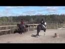 Дети и лошади))