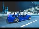 Nissan Skyline R34 GTR - Emperador Motorismo - ROLLING SHOT - 4K