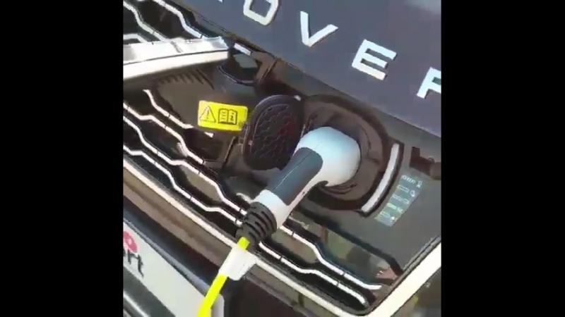 Зарядка для Land Rover
