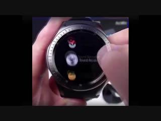 Smart Watch SW007 Инновационные Умные часы с широчайшими возможностями