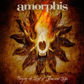 Amorphis альбом Forging the Land of Thousand Lakes (The Oulu Show)
