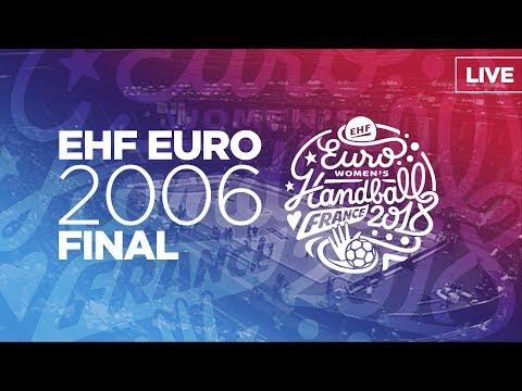 NORWAY vs RUSSIA Women's EHF EURO 2006 Final Full match