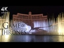 Game of Thrones Bellagio Water Show Las Vegas 2019 ForTheThrone