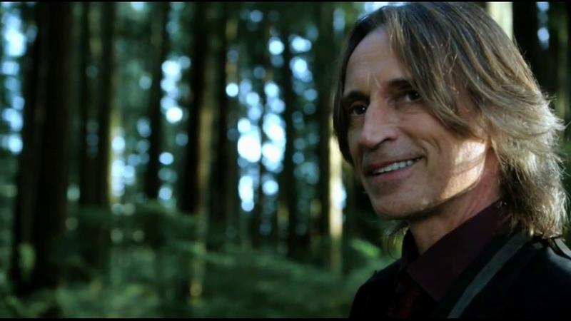 Грэм встретил мистера Голда в лесу 1x07