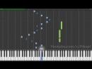 Detroit_ Become Human OST - Kara Main Theme Piano Synthesia