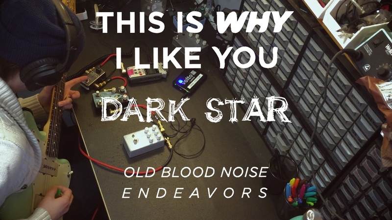 Old Blood Noise Endeavors - This Is Why I Like You - Dark Star