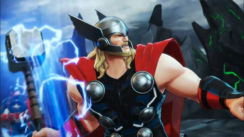 Marvel Ultimate Alliance 3 The Black Order Release and Captain Marvel Announcement