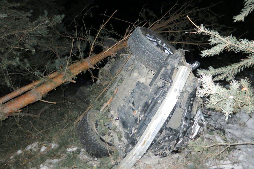В Малокарачаевском районе погиб мужчина из Кисловодска
