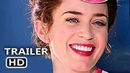 MARY POPPINS RETURNS Official Trailer 2 (NEW 2018) Emily Blunt, Disney Movie HD