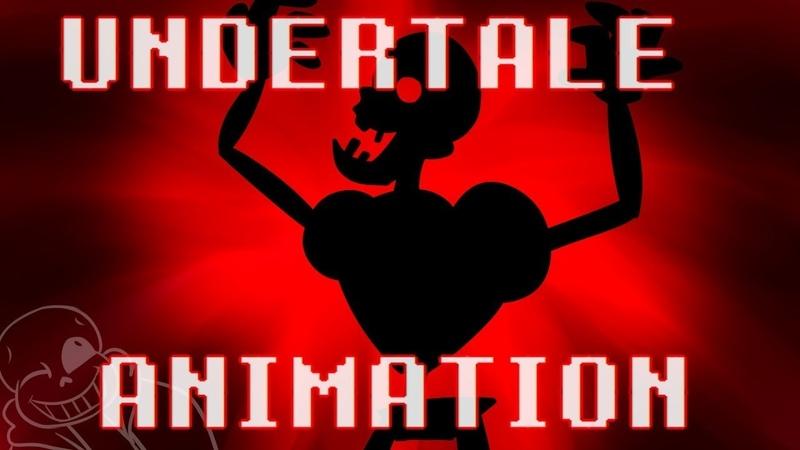 (Русский дубляж) Into Insanity Horrortale Animation [RUS DUB]