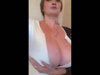 big tits macromastia