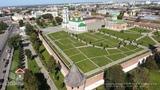 Аэросъемка города Тула (Кремль)Aerial view of the city of Tula (Kremlin)