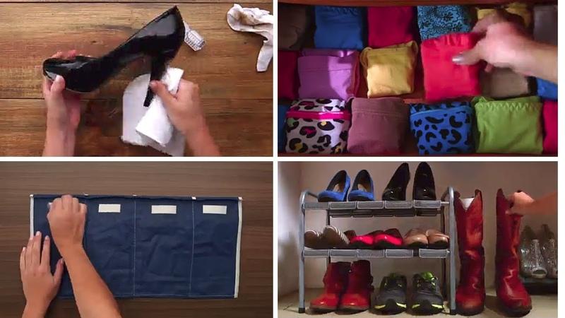 Cómo ordenar tu armario sin esfuerzo
