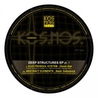 Electrosoul System альбом V/A Deep Structures EP Part 1