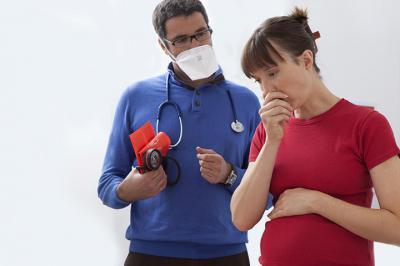Статья Эритромицин во время беременности