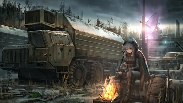 S.T.A.L.K.E.R.-Anime|♫Bad Wolves - Zombie♫