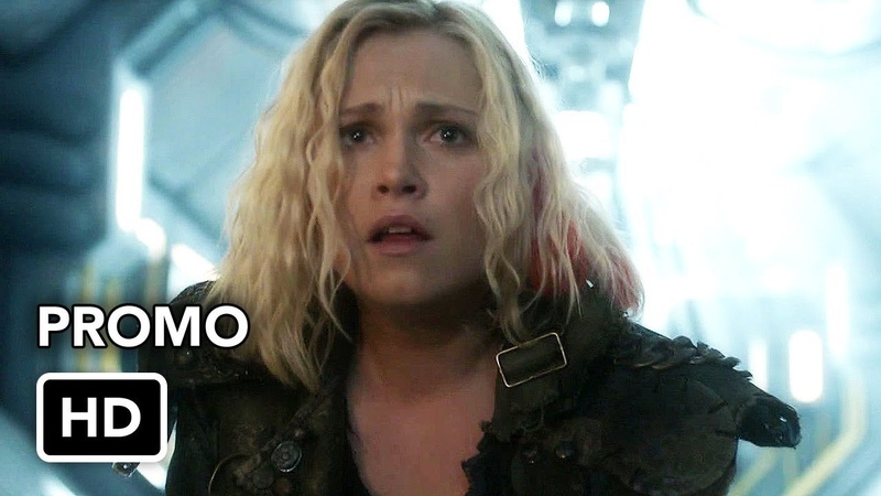 The 100 6x08 Promo The Old Man and the Anomaly (HD) Season 6 Episode 8 Promo