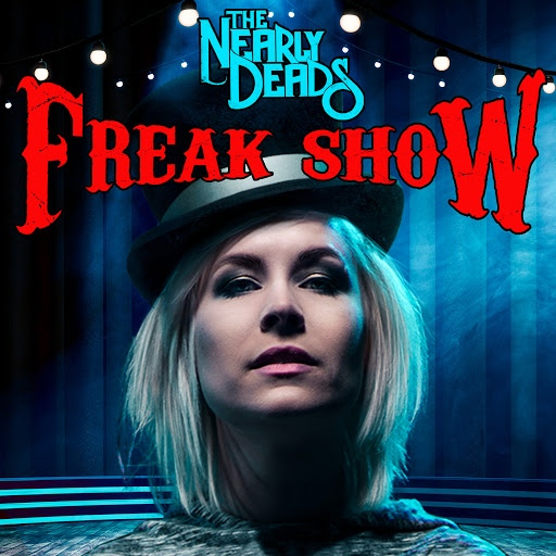 The Nearly Deads альбом Freakshow