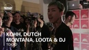Kohh, Dutch Montana, Loota DJ Riki Boiler Room Tokyo Live Set