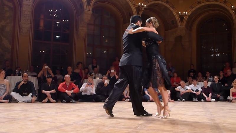 Аргентинское танго - Sebastian Arce Mariana Montes