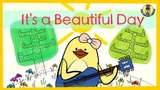 It's a Beautiful Day SpringSummer Song for Kids The Singing Walrus