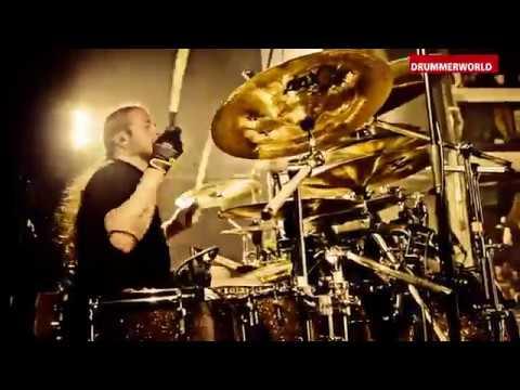 Tomas Haake Drum Cam LIVE