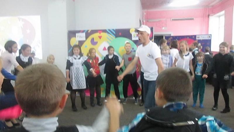 Театр Ути-Пути, фестиваль Палитра культур - игровая площадка