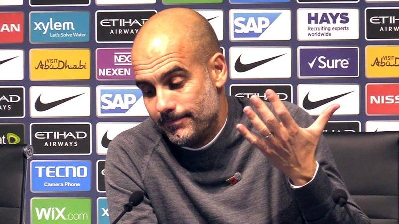 Manchester City 6-1 Southampton - Pep Guardiola Full Post Match Press Conference - Premier League