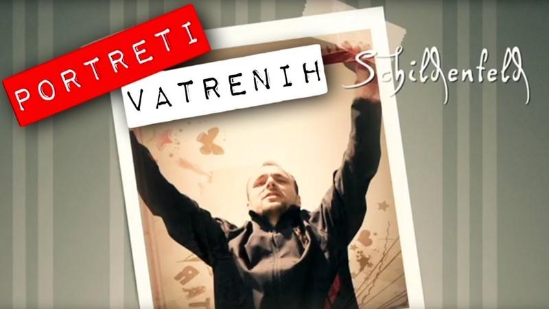 Gordon Schildenfeld - portreti Vatrenih, Robert Knjaz