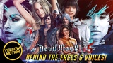DEVIL MAY CRY 5 Meet the Models and Voice Artists Behind The Cast Lady Trish Nico V Dante Nero
