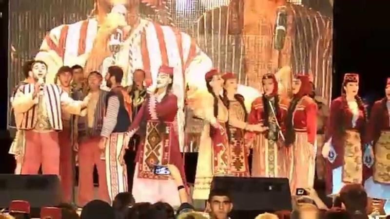 ՍԱՍՈՒՆ | ԳՈՒԹԱՆ - ՄԱՍ 17 («ՄՐՐՈ» հայ ազգային երգարվեստի կենտրոն)