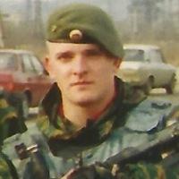 Анкета Евгений Власов