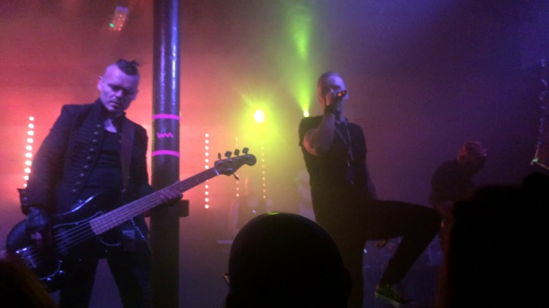 Temple Of Thought by Poets Of The Fall Live Glasgow 12/10/18