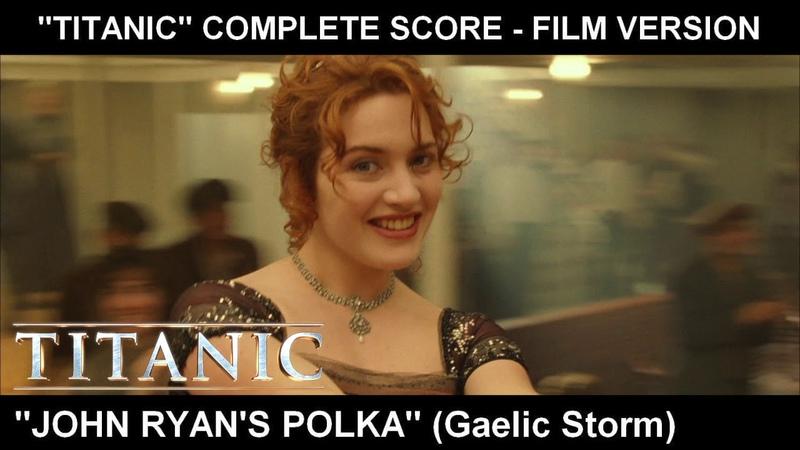 [TITANIC] - John Ryans Polka (Gaelic Storm)