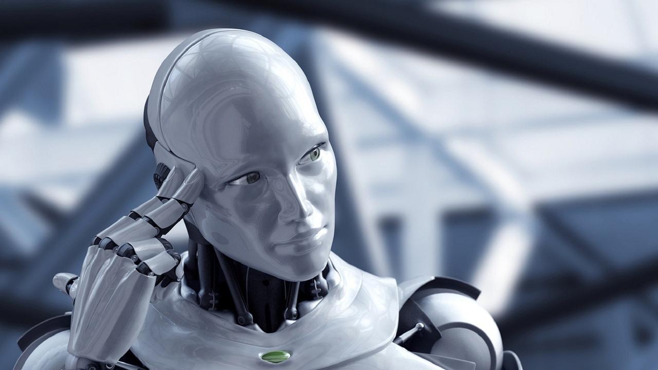 2nd Born робот