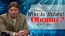 Mark Taylor Prophecy 2018 Behind Obama's SilenceWho Is Behind Obama Mark Taylor 2018 Update
