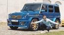 Klasa G prosto Z DUBAJU Mercedes-AMG G55 A.R.T!