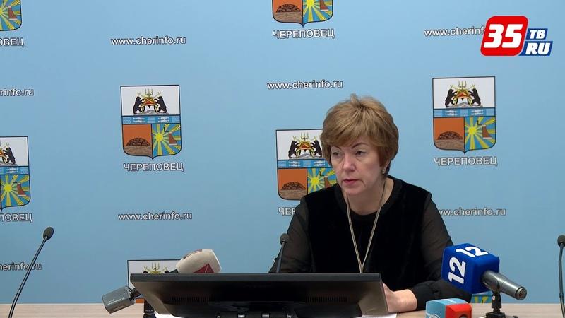 Конкурс на должность главного архитектора города объявила мэрия Череповца