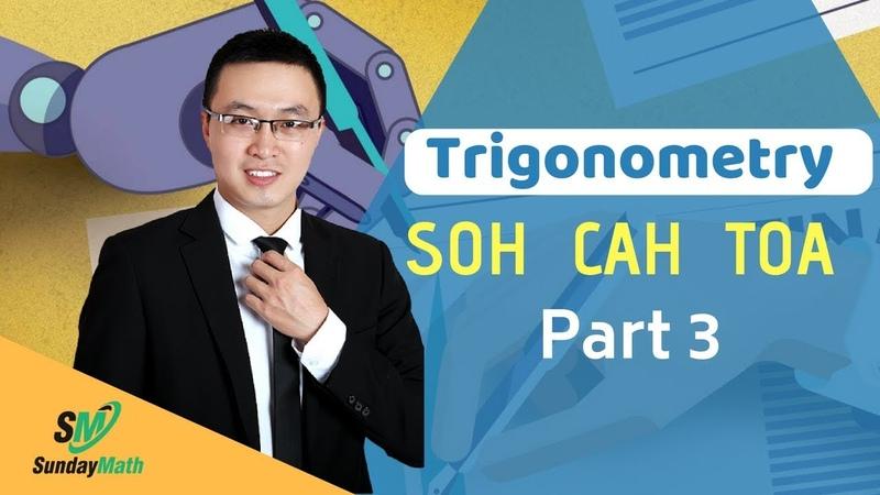 Trigonometry 3 1 Calculate Side Based On SOH CAH TOA IGCSE Program