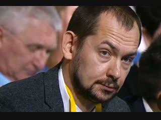 Украинский журналист – Путину: «Сколько вы тратите на оккупированный Донбасс?»