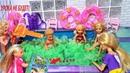 ДЖЕЛЛИ БАФФ И ОСТАЛИСЬ БЕЗ ФИЗКУЛЬТУРЫ Куклы школа мультики Барби Игрушки Для девочек